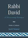 Rabbi David (eBook): A Documentary Catalogue