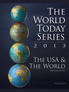 The USA and The World 2013 (eBook)