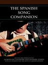 The Spanish Song Companion (eBook)
