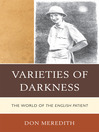 Varieties of Darkness (eBook): The World of The English Patient