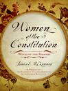 Women of the Constitution (eBook): Wives of the Signers