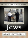 Historical Dictionary of the Jews (eBook)