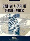 Binding and Care of Printed Music (eBook)