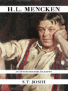 H. L. Mencken (eBook): An Annotated Bibliography