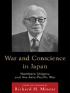 War and Conscience in Japan (eBook): Nambara Shigeru and the Asia-Pacific War