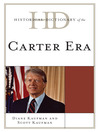 Historical Dictionary of the Carter Era (eBook)