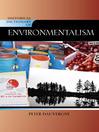 Historical Dictionary of Environmentalism (eBook)