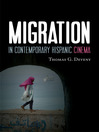 Migration in Contemporary Hispanic Cinema (eBook)