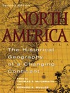 North America (eBook): The Historical Geography of a Changing Continent