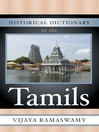 Historical Dictionary of the Tamils (eBook)