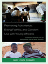 Promoting Abstinence, Being Faithful, and Condom Use with Young Africans (eBook): Qualitative Findings from an Intervention Trial in Rural Tanzania