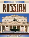 Historical Dictionary of Russian Theater (eBook)