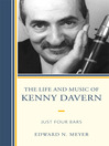 The Life and Music of Kenny Davern (eBook): Just Four Bars