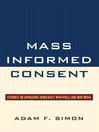Mass Informed Consent (eBook): Evidence on Upgrading Democracy with Polls and New Media