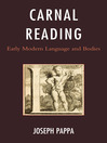 Carnal Reading (eBook)