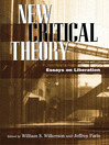 New Critical Theory (eBook): Essays on Liberation