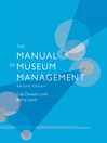 The Manual of Museum Management (eBook)
