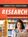 Conducting Educational Research (eBook)
