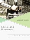 Locke and Rousseau (eBook): Two Enlightenment Responses to Honor