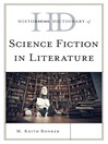 Historical Dictionary of Science Fiction in Literature (eBook)