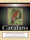 Historical Dictionary of the Catalans (eBook)
