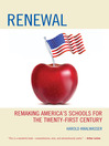 Renewal (eBook): Remaking America's Schools for the Twenty-First Century