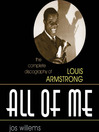 All of Me (eBook): The Complete Discography of Louis Armstrong