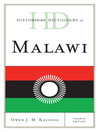 Historical Dictionary of Malawi (eBook)