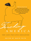 Teaching America (eBook): The Case for Civic Education