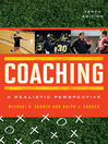 Coaching (eBook): A Realistic Perspective