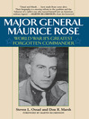 Major General Maurice Rose (eBook): World War II's Greatest Forgotten Commander