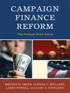 Campaign Finance Reform (eBook): The Political Shell Game
