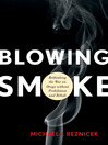 Blowing Smoke (eBook): Rethinking the War on Drugs without Prohibition and Rehab