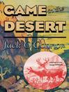 Game in the Desert (eBook)