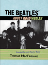 The Beatles' Abbey Road Medley (eBook): Extended Forms in Popular Music