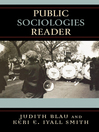 Public Sociologies Reader (eBook)