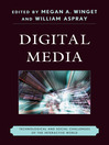 Digital Media (eBook): Technological and Social Challenges of the Interactive World