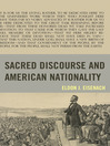 Sacred Discourse and American Nationality (eBook)