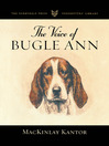 The Voice of Bugle Ann (eBook)