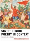 Soviet Heroic Poetry in Context (eBook): Folklore or Fakelore