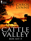 Cattle Valley Box Set 5 (eBook)