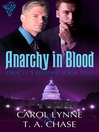 Anarchy in Blood (eBook): Dracul's Revenge Series, Book 2