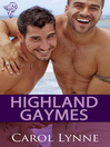 Highland Gaymes (eBook)