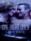 One Night Only (eBook)