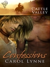 Confessions (eBook): Cattle Valley Series, Book 25