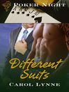 Different Suits (eBook): Poker Night Series, Book 4