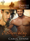 The O'Brien Way (eBook): Cattle Valley Series, Book 21
