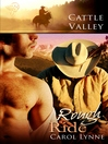 Rough Ride (eBook): Cattle Valley Series, Book 4