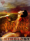 Sins of Autumn (eBook): Seven Deadly Sins Series, Book 2
