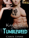 Karaoke at the Tumbleweed (eBook)